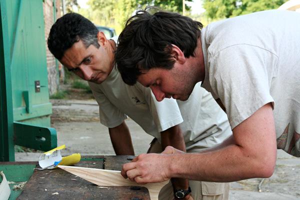 Building courses